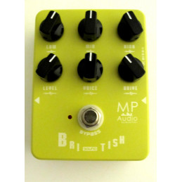 MP AUDIO JF-16 BRITISH SOUND