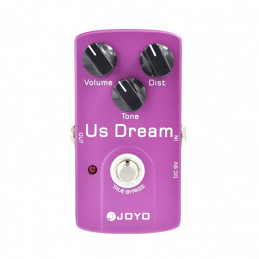 MP AUDIO JF34 US DREAM DISTORTION PEDAL