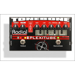 RADIAL TONEBONE PLEXITUBE DISTORTION