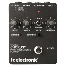 TC ELECTRONIC SCF - STEREO CHORUS FLANGER