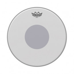 """REMO CS-0114-10 CONTROLLED SOUND® COATED BLACK DOT™ 14"""" COATED"""