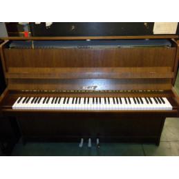 "PETROF P100 "" SONATINA"" PIANOFORTE VERTICALE NOCE SATINATO"