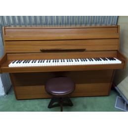FURSTEIN 105/NCS PIANOFORTE VERTICALE NOCE SATINATO