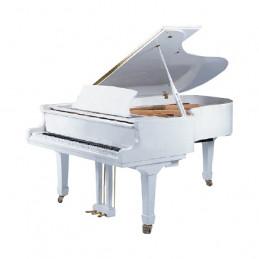 WILLERMANN PIANOFORTE A CODA BIANCO 148CM