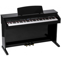 ORLA CDP-101 DIGITAL PIANO 88 GRADE HAMMER ACTION, NERO LUCIDO