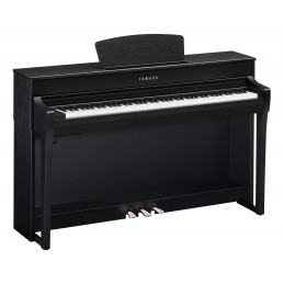 YAMAHA CLP-735/B DIGITAL PIANO 88 NOTE NERO OPACO