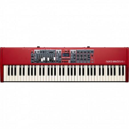 NORD  ELECTRO 6D-73 ORGANO , PIANO E SYNTH