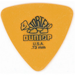 431P Tortex Triangle Yellow .73