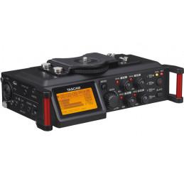 TASCAM DR70D AUDIORECORDER PER DIGITAL REFLEX