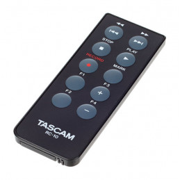TASCAM RC10 WIRELESS/WIRED REMOTE CONTROL