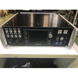 TASCAM HS-P82 REGISTRATORE DIGITALE 8 TRACCE 192KHZ - 24BIT
