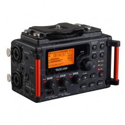 TASCAM DR60DMKII STEREO AUDIO RECORDER PER REFLEX