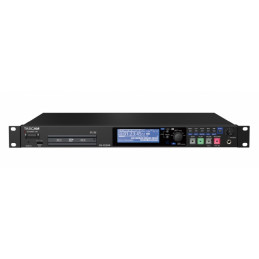 TASCAM SS-CDR250N SOLID STATE/CD-AUDIO RECORDER, USB, 1U