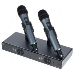 SENNHEISER XSW 1-835 DUAL VOCAL SET (BAND-E)