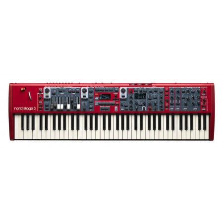NORD STAGE 3 COMPACT WORKSTATION 73 NOTE SEMI-PESATE