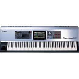 ROLAND FANTOM G8 WORKSTATION 88 TASTI PESATI