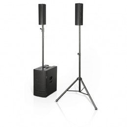 DB TECHNOLOGIES ES1203 TRI-AMPED ACTIVE STEREO PA SYSTEM 2400 W