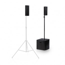 DB TECHNOLOGIES ES503 TRI-AMPED ACTIVE STEREO PA SYSTEM 1000 W