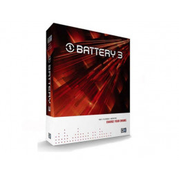 NATIVE INSTRUMENTS BATTERY 3 - UPGRADE