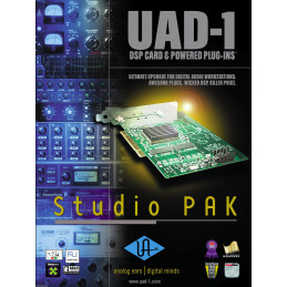 UNIVERSAL AUDIO UAD1 - STUDIO PACK