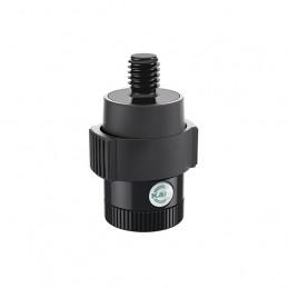 KONIG & MEYER 23910 QUICK-RELEASE ADAPTER FOR MICROPHONES BLACK