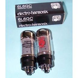 ELECTRO HARMONIX 6L6/GC COPPIA PLATINUM MATCHED