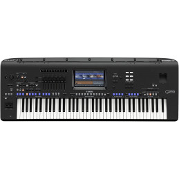 YAMAHA GENOS WORKSTATION 76...