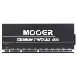 MACRO POWER S12 - 12 PORTS ISOLATED POWER SUPPLY