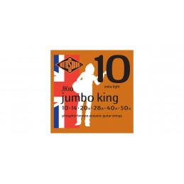 JK10 JUMBO KING MUTA ACUST. PHOSPHOR BRONZE 10-50