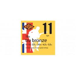 TB11 TRU BRONZE MUTA ACUST. 80-20 BRONZE 11-52