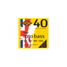 RB40 ROTO BASS MUTA  NICKEL ON STEEL 40-100
