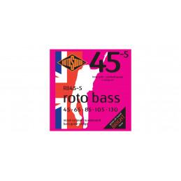 RB45-5 ROTO BASS MUTA  5 NICKEL ON STEEL 45-130