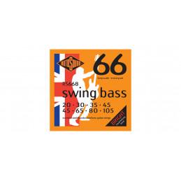 RS668 SWING BASS 66 MUTA  8 STAIN. STEEL 20-105