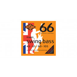 RS66EL SWING BASS 66 MUTA  STAIN. STEEL EXTRA LONG 45-105