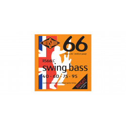 RS66LC SWING BASS 66 MUTA  STAINLESS STEEL 40-95