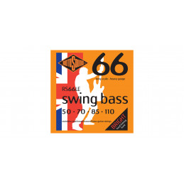 RS66LE SWING BASS 66 MUTA  STAINLESS STEEL 50-110