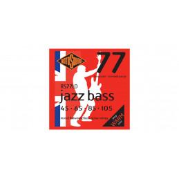 RS77LD JAZZ BASS 77 MUTA  MONEL FLATW. 45-105