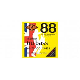 RS885LD TRU BASS 88 MUTA 5 BLACK NYLON FLATW. 65-135