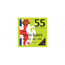 SM55 SOLO BASS 55 MUTA  STAINLESS STEEL 40-100