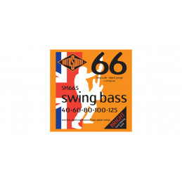 SM665 SWING BASS 66 MUTA  5 STAINLESS STEEL 40-125