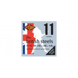 BS11 BRITISH STEEL MUTA ELETT. STAINLESS STEEL 11-48
