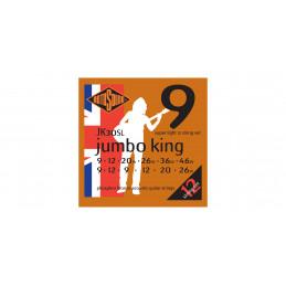 JK30SL JUMBO KING MUTA ACUST. PHOSPHOR BRONZE 12 9-46