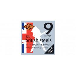 BS9 BRITISH STEEL MUTA ELETT. STAINLESS STEEL 9-42