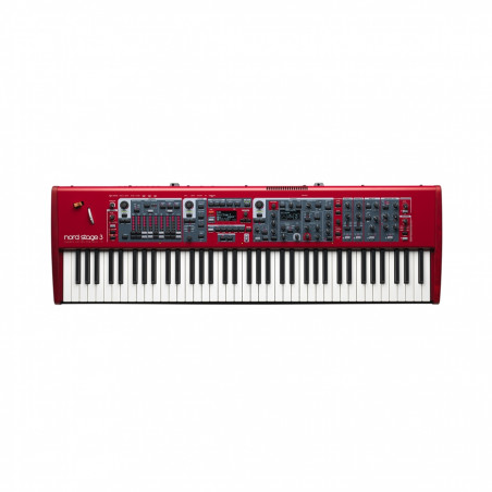 NORD STAGE 3 HP76 WORKSTATION 76 NOTE PESATE