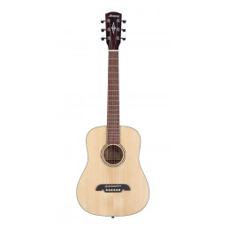 ALVAREZ RT26 TRAVEL GUITAR - NATURAL
