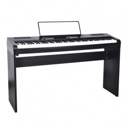 ARTESIA PA-88H STAGE PIANO 88 TASTI HAMMER ACTION BLACK + STAND ST2B