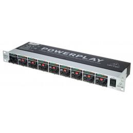 BEHRINGER HA8000V2 POWERPLAY 8CH,