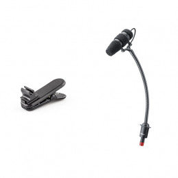 DPA 4099-DC-1-101-CM D:VOTE CORE 4099 MICROPHONE LOUD SPL WITH CLAMP MOUNT