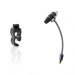 DPA 4099-DC-2-201-D D:VOTE CORE 4099 MICROPHONE EXTREME SPL WITH CLIP FOR DRUM