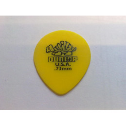 DUNLOP TORTEX TEAR DROP - 0.73